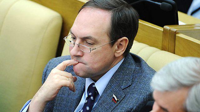 Скандальный депутат Госдумы Никонов отреагировал на ноту казахстанского МИДа