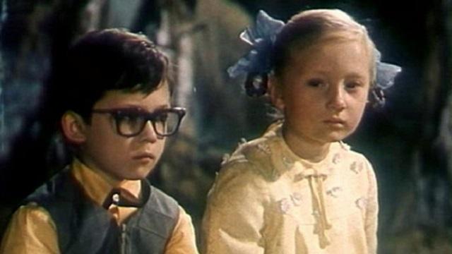 Новогодние приключения Маши и Вити (фильм детям 1975)