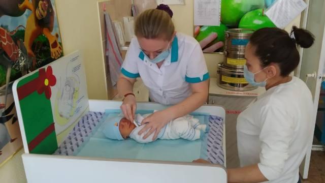 Костанайская областная детская больница переезжает с улицы Быковского