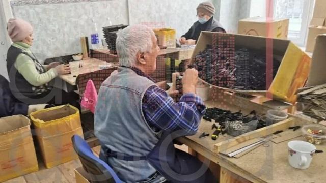 Производство мебели начало общество слепых в Рудном