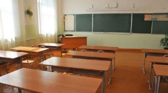 Информация об отмене уроков в Костанае