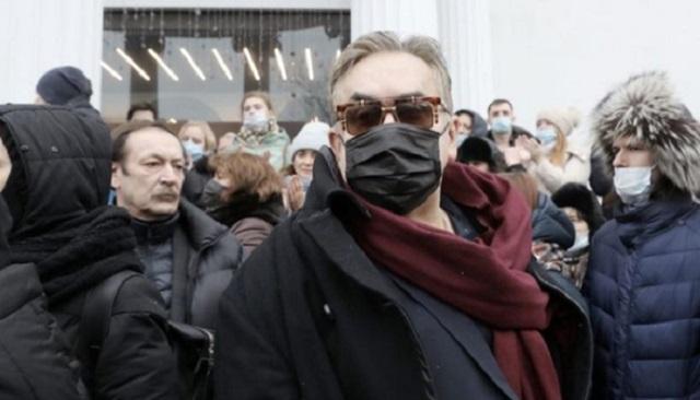Садальский назвал «позором» церемонию прощания с Валентином Гафтом