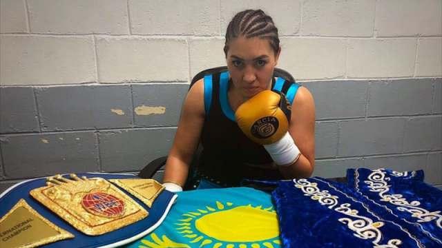 «Деньги просто воруются»: Боксёр Аида Сатыбалдинова обратилась к президенту Казахстана
