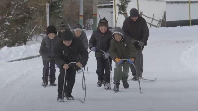 Видео: В населённом пункте Казахстана за три года не было ни одного преступления