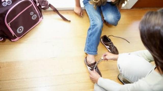 Что делать, если ребёнок несамостоятельный?