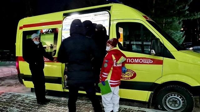 Спасен младенец, доставленный санавиацией из Омска в Нур-Султан