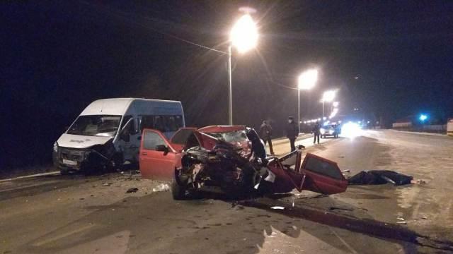 26-летний парень погиб в ночном ДТП на трассе в Челябинской области