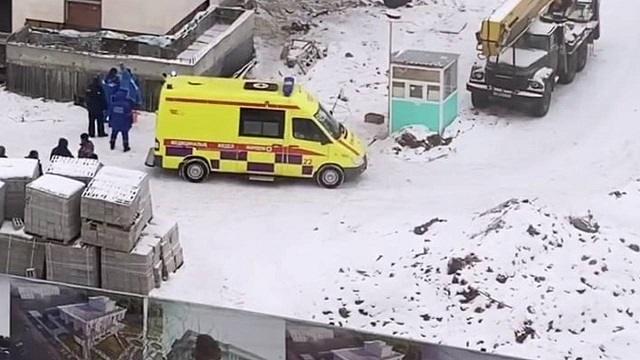 Несчастный случай на стройке в СКО: Погиб рабочий