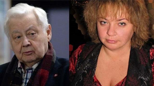 Почему дочь Олега Табакова вычеркнула из жизни маму и брата
