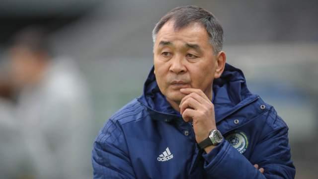 Новым главным тренером сборной Казахстана по футболу назначен Талгат Байсуфинов