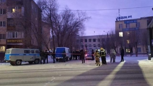 Задержан «заминировавший» здания полиции и прокуратуры в Караганде