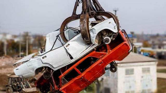 Когда начнут работать пункты утилизации старых авто в Костанае