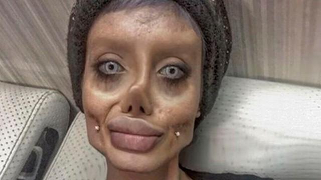 «Ужасная Анджелина Джоли» вышла на свободу после приговора к 10 годам тюрьмы в Иране