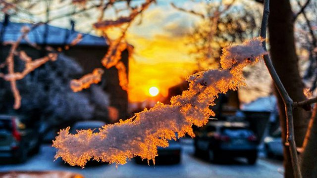 Похолодание до -30℃ ожидается в Казахстане