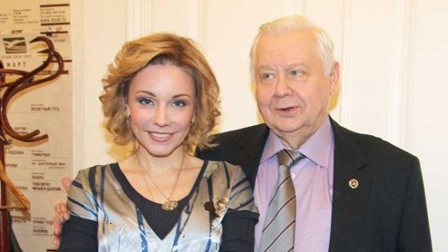 В Москве экстренно госпитализирована вдова Олега Табакова Марина Зудина