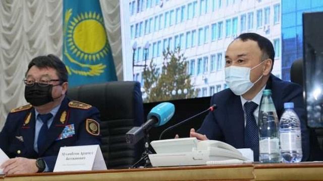 Аким Костанайской области: «Полицейские должны быть образцом как на службе, так и в быту»