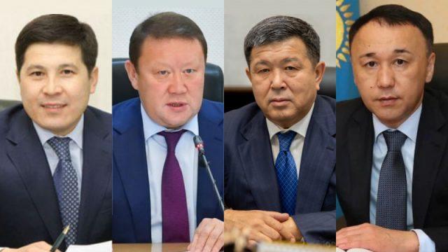 Рейтинг акимов областей и городов Казахстана по итогам 2020 года