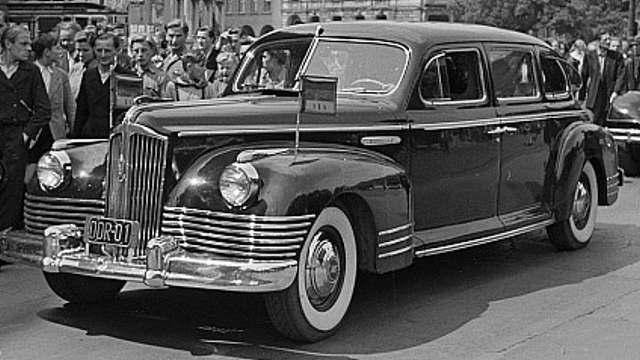 Советский лимузин выставили на продажу за 145 миллионов тенге