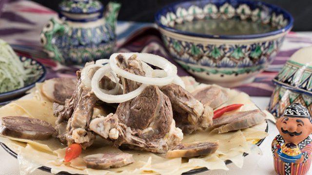 Беш в ребро: Бесбармак попал в число 50 наиболее значимых блюд Земли