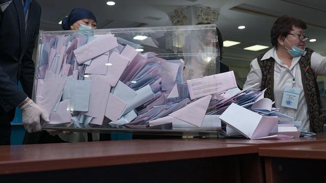 Что делают с бюллетенями после выборов
