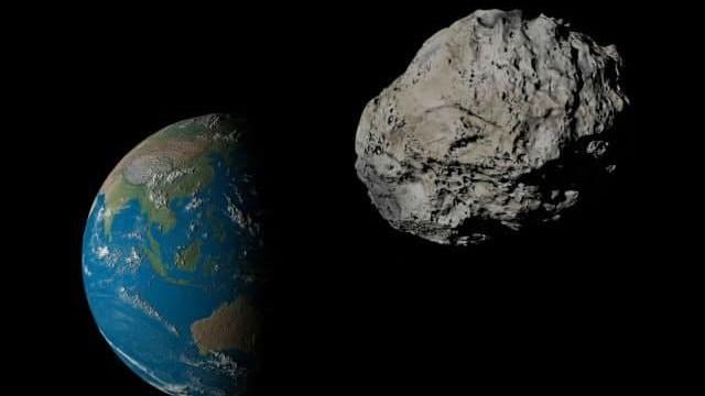 Двойник челябинского метеорита приблизится к Земле 3 января