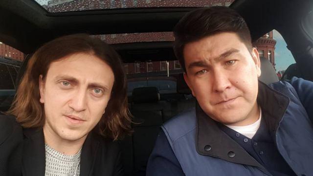 Про Костанай пошутил Азамат Мусагалиев во время своего прямого эфира в Инстаграме