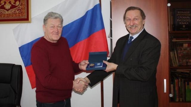 «За любовь и верность»: Медаль  от российского правительства получила семья Ивлевых из Костаная