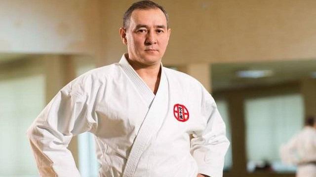 Умер главный тренер сборной Казахстана по каратэ Жасталап Санауов