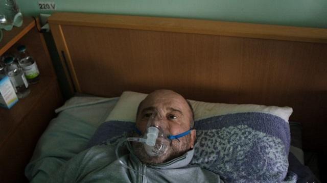 Пациент COVID-госпиталя кислородным баллоном до смерти забил соседа по палате