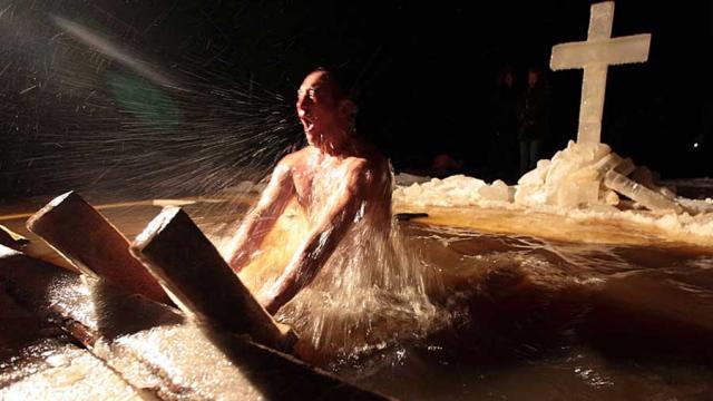Воздержаться от купаний на Крещение даже в частном порядке рекомендуют санврачи Костанайской области