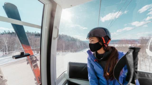 «Дешевле в Турцию махнуть»: Туристов возмутили цены на горнолыжных курортах Казахстана