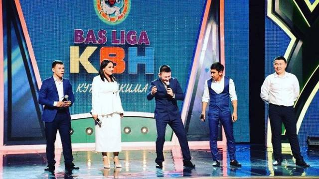 Сельская команда КВН из Костанайской области решила участвовать в российском шоу «Лига смеха»