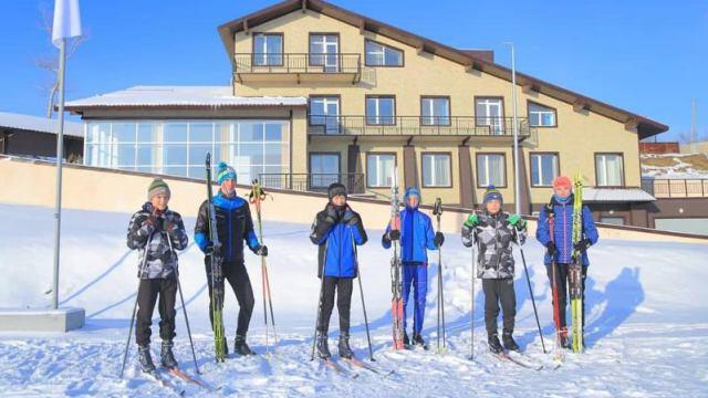 «Лыжню!» Лыжная база открылась в Костанае