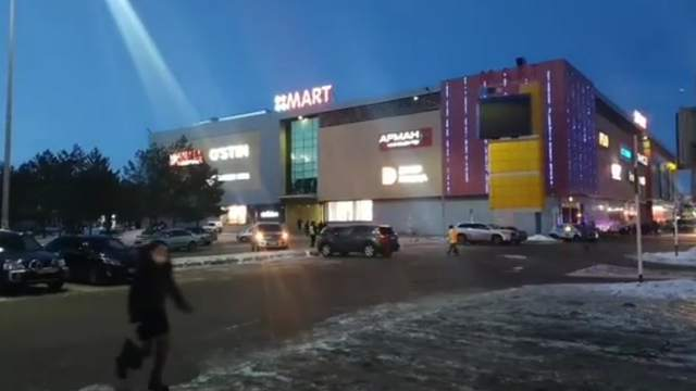 Посетителей ТРЦ MART и ТРЦ Kostanay Plaza экстренно эвакуировали