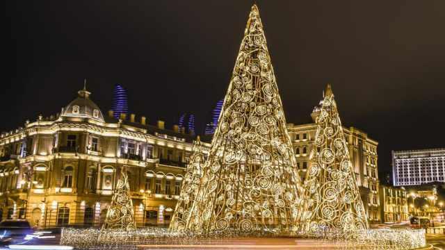 Проигнорировать Новый год решили в Азербайджане