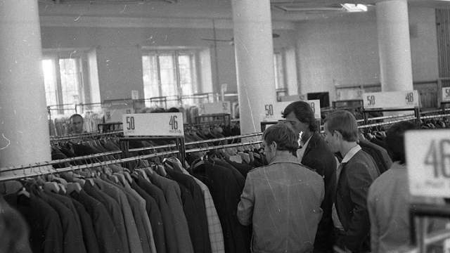«На всех пиджаков не хватало»: Про одежду в советском Кустанае
