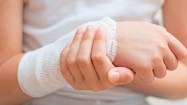 Сколько пациентов принял травмпункт Костаная за новогодние праздники