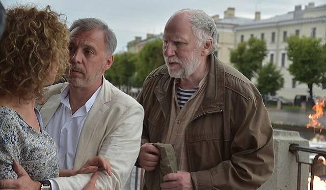 Петербургский роман 1 серия Смотреть онлайн