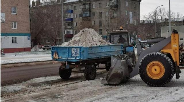 Общественники Рудного добиваются запрета реагентов в борьбе с гололедом