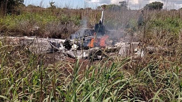 Самолет с футболистами потерпел крушение в Бразилии. Никто не выжил
