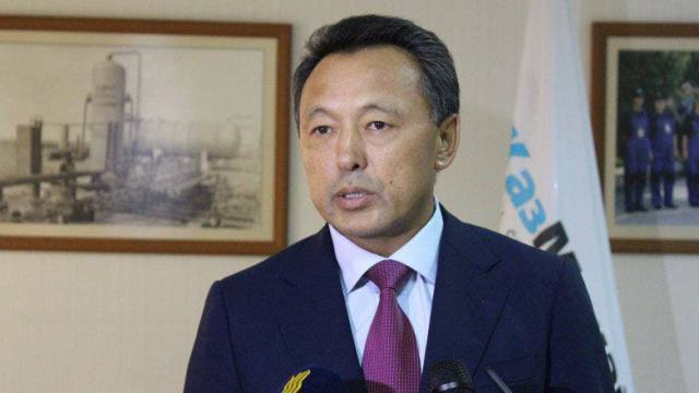 Глава КТЖ Сауат Мынбаев получил травму