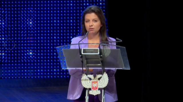 Маргарита Симоньян призвала «забрать Донбасс домой»