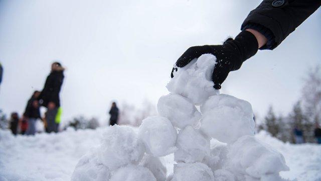 О погоде в Костанае и Рудном на понедельник, 25 января