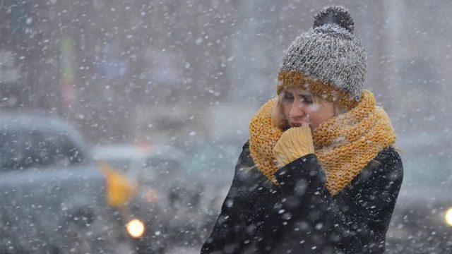 Снежище и ветрище! О погоде в Костанае и Рудном на четверг, 18 февраля