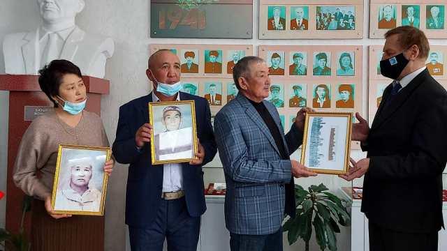 Через 76 лет после войны в родной аул вернулась душа солдата из Казахстана