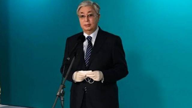 Касым-Жомарт Токаев проголосовал на выборах депутатов в Мажилис