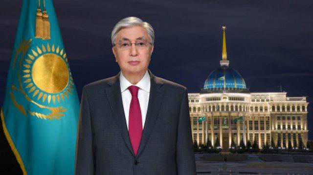 «Мы выстояли!» Новогоднее обращение Токаева к жителям Казахстана