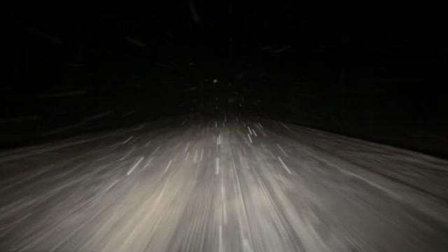 О ситуации на трассах Костанайской области утром 26 февраля