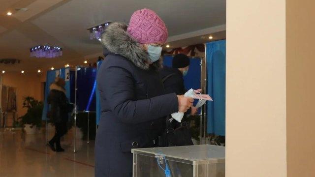 Рудничане активно включились в выборный процесс с 7 часов утра
