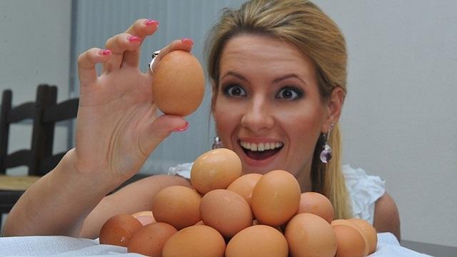 Десяток яиц подешевел на целых 10 тенге в Костанайской области